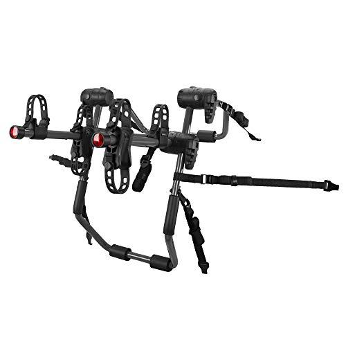 Hollywood Racks Expedition Trunk montiert Bike Rack, Unisex, schwarz -