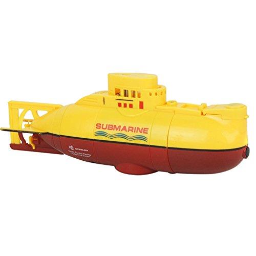 Jouets mini RC Toy électrique Télécommande bateau sous-marin bateau de plongée sous-marine étanche à l'eau cadeau pour les enfants pour enfants Noël Cadeau