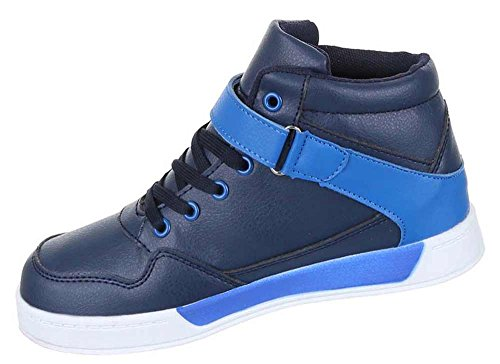Kinderschuhe Freizeitschuhe Sportliche Sneakers Modell Nr.1Blau