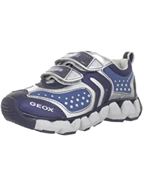 Geox Baby Jungen Sneaker RUMBLE Navy/Silver B24L6M 05411 C0673
