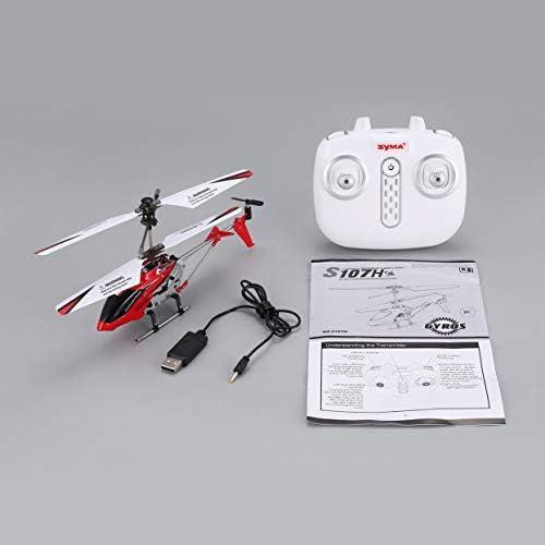 OlvidoF OlvidoF OlvidoF Original Syma S107H Gyro Métal 2.4G Radio 3.5H Mini Hélicoptère RC TélécomFemmede Altitude Tenir Drone pour Jouets Cadeau Présent RTF | La Boutique En Ligne  4fc71b