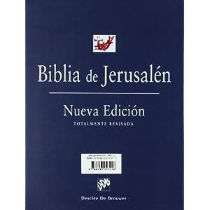 Biblia de Jerusalén: 4ª edición Manual totalmente revisada - Modelo 0