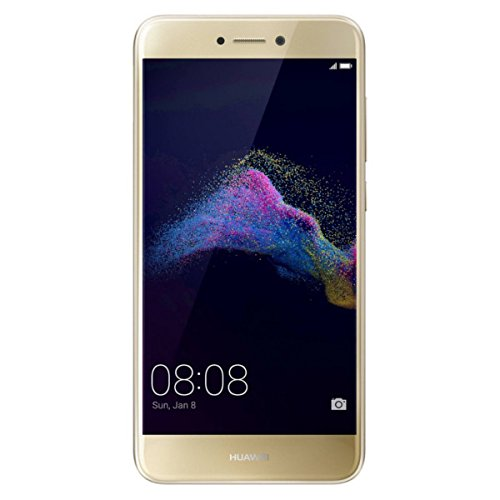 Huawei 361574 P9 Lite smartphone (2017) (13,2 cm (5,2 pollici) Display, 16 GB, Dual SIM, Android 7.0 Nougat) Oro