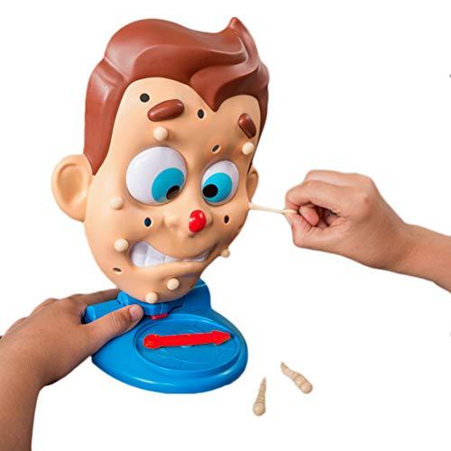 Yissma Squishy Espinilla Popper Toy Espinilla Acné Prensa Hablada Juguete...