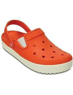 Crocs CitiLane Clog Tng/Whi-M4W6