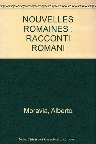 Nouvelles romaines : Raconti romani