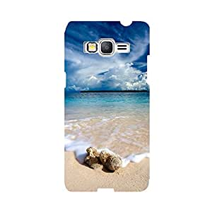 Skintice Designer Back Cover with direct 3D sublimation printing for Samsung Galaxy Grand Prime