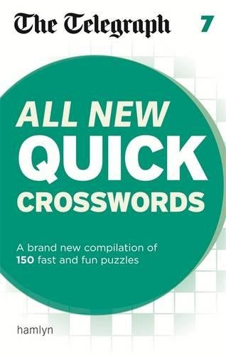 The Telegraph: All New Quick Crosswords 7 (The Telegraph Puzzle Books)