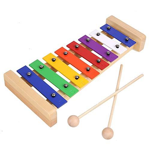 MVPOWER Xylophone En Bois Jouet...