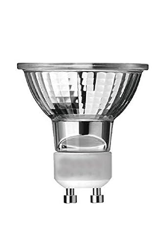 Ampoule Dichroique - X10GU1040W = 50W Eco Halogène GU10à intensité