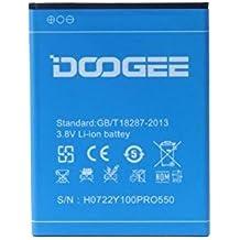 Bateria Original para Doogee VALENCIA2 Y100 PRO, 2200mAh, Bulk