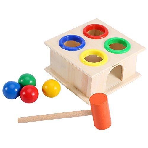 jouet-educatif-boite-marteau-enfants-toy-tot-education-apprentissage-jeu-de-boule-en-bois