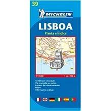 Plan Michelin Lisbonne (Portugais) de Collectif Michelin ,Michelin Travel Publications (Sous la direction de) ( 18 avril 2006 )