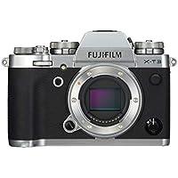 Fujifilm X-T3 Systemkamera (26,1 Megapixel, 7,6 cm (3 Zoll) Display, Touch-Display, APS-C-Sensor) silber
