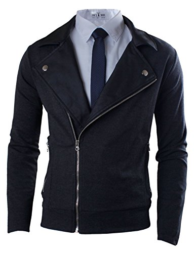 toms-ware-veste-simili-cuir-contraste-hommestwkwj317-charcoal-xl-us-l