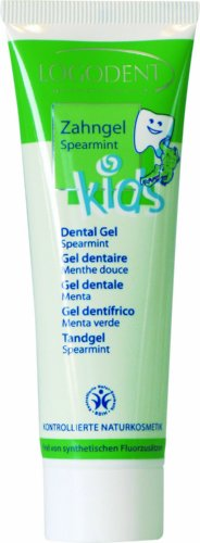 Logona Kids Zahngel Spearmint 50 ml