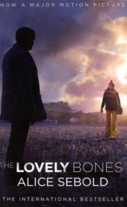 Book cover for The Lovely Bones