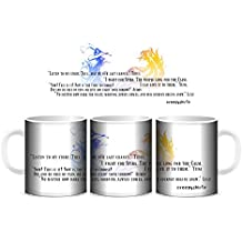 Creepyshirt - FINAL FANTASY X INSPIRED - QUOTES MUG
