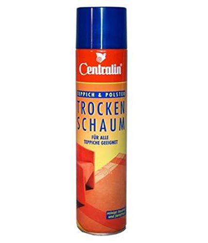 CENTRALIN Teppich–Trockenschaum 600 ml