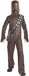 Lucas–st-630345l Luxe Chewbacca–Disfraz talla L