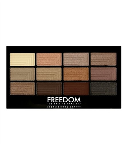 Freedom Makeup - Lidschatten Palette - Pro12 Le Fabuleux