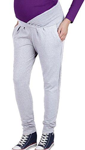 Mija Arts Women's Sports Trousers - Grey - L/14