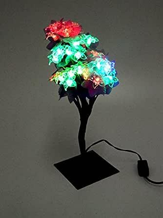 Tucasa DW-138 Tree LED Lamp (Multicolor)