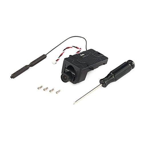 (Unitedheart Kamera, MJX C5830 5.8G 720P FPV Kamera Echtzeit-Bild 300m RC Quadcopter Ersatzteil für MJX Bugs 6 Bugs 8 Pro RC Racing Drone)