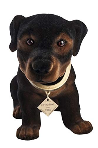 Wackelhund Rottweiler groß bobblehead -