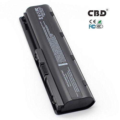 CBD MU06 G6 CQ42 CQ58 CQ57 593553-031 Notebook Akku für 593553-001 593554-001 Pavilion G4 G6 MU09 593562-001 DV7 CQ42 CQ56 CQ57 CQ62, 6 Zellen 10.8V 5200mAh Ersatzbatterie Lithium-Ionen-Akku