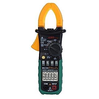 Aimometer ms2108a 4000 Counts Auto Range 400A AC&DC Current Digital Clampmeter with Capacitance Hz-measurement