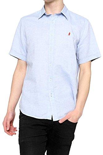 marlboro-classics-chemises-chemise-homme-couleur-bleu-clair-taille-xxl