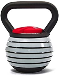 Fitness House FH Kettlebell - Pesa Rusa Regulable unisex Gris Estandar