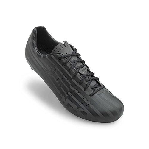 Giro Empire Acc Rennrad Fahrrad Schuhe grau/schwarz 2019: Größe: 45.5