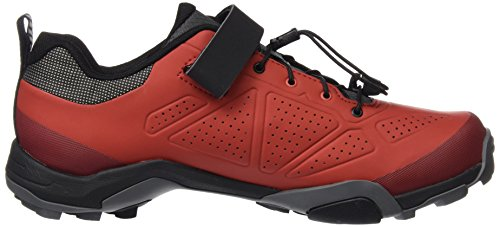 Shimano SH-MT5R - Chaussures - rouge 2017 chaussures vtt shimano red