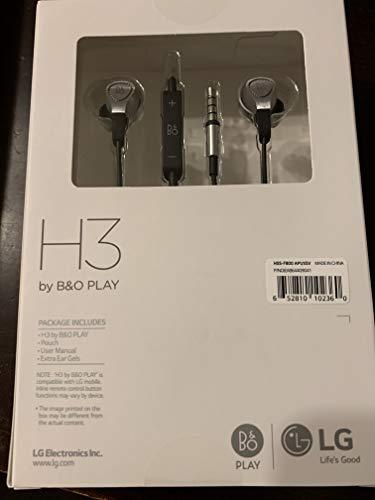 Bang & Olufsen Beoplay H3 In-Ear Headphones - Black