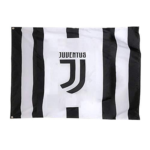 Juventus Turin Fahne ST 152x91cm mit Ösen