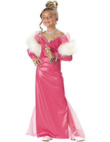 Hollywood Starlet Kostüm für (Hollywood Film Fancy Stars Dress)
