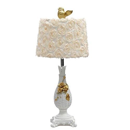 Büro Tischleuchte American Home Wohnzimmer Studie Schlafzimmer Tischlampe warme Nachttisch Schreibtisch Hochzeitsgeschenk Tischlampe Schreibtischlampen -