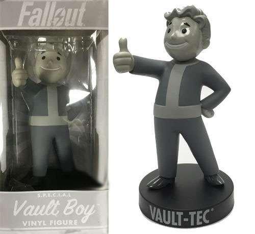 Funko Fallout 4 Vault Boy Exclusive Vinyl Figure [S.P.E.C.I.A.L] by FunKo
