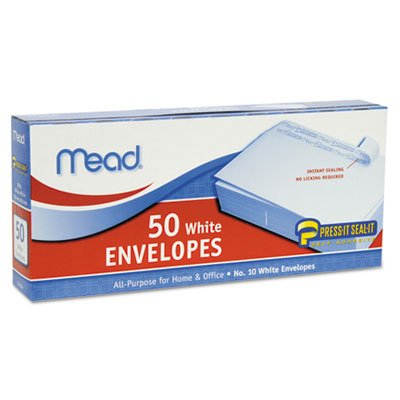 MEA75024 - Mead Press-it Seal-it Business Envelope by Mead