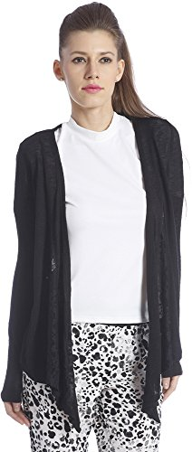 Only Women's Black Coloured Casual Cardigan