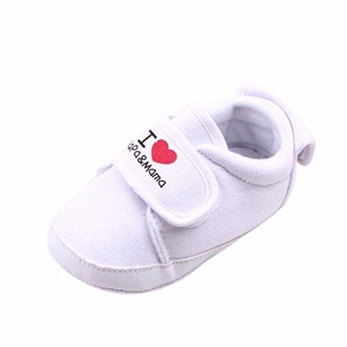 Zapatos Bebe Fossen I Papa&Mama Zapatos Suela Blanda del Antideslizante Primeros Pasos para Recién...