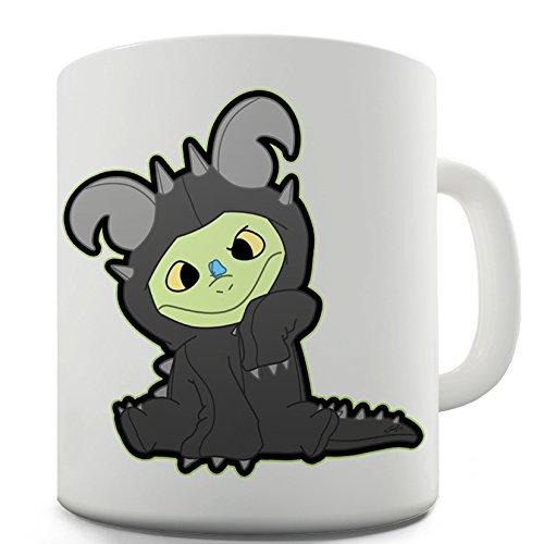 Lustige Kaffee Tasse Becher Baby Dragon Novelty Cute Print Novelty Animal Coffee Tea Mug - Kaffee Becher Animal-print