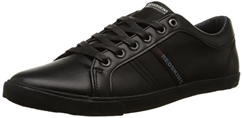 Redskins Tipazul, Sneakers Basses homme, Noir, 43 EU