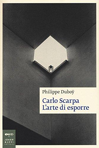 EsporreEdizIllustrata Di Di ScarpaL'arte Carlo Carlo ScarpaL'arte QthrdsC