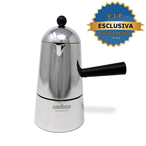CARMENCITA CLASSIC LAVAZZA Caffettiera Alluminio 3 Tazze [ESCLUSIVA ONLINE]