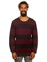 Rip Curl Textured Crew Pullover red / rouge Taille