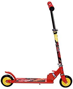 Excel Innovators Two Wheeler Scooter Cars 2, Multi Color