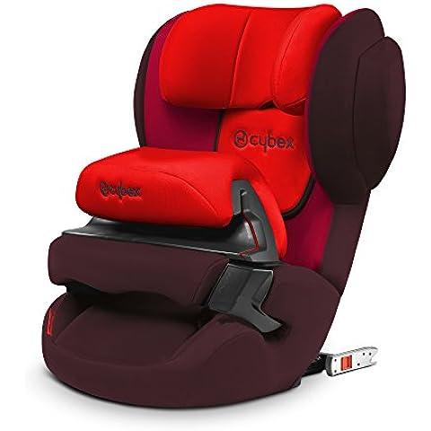 Cybex Silver Juno - Fix Seggiolino Auto per Bambini, Gruppo 1 (9 - 18 Kg), Collezione 2015